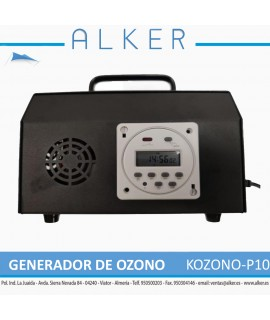 Generador de Ozono KOZONO-P10