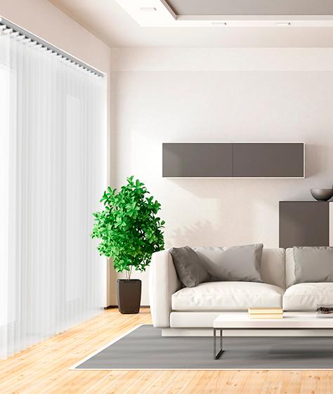 Cómo elegir cortinas y estores